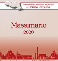 Pubblicato il Massimario ufficiale della Commissione tributaria regionale dell'Emilia romagna.
